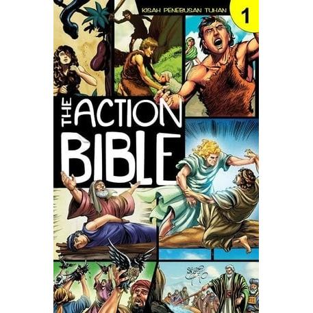 harga THE ACTION BIBLE 1 elevenia.co.id