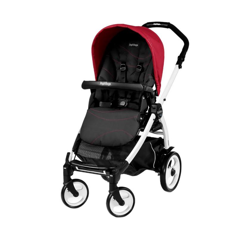harga Peg Perego Book 51 Pop Up Seat Bloom Stroller - Red elevenia.co.id