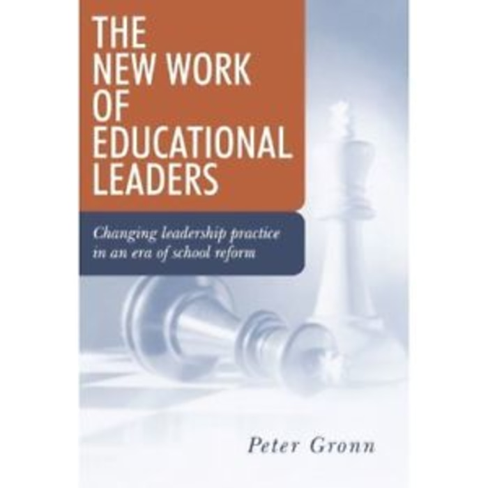 harga The New Work of Educational Leaders: Changing Leadership Practice in a elevenia.co.id