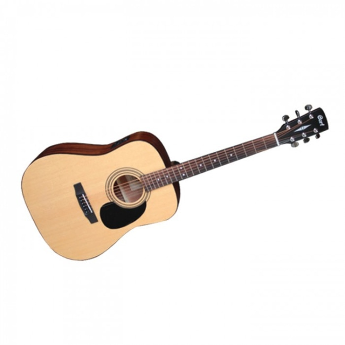 harga CORT AD 810E OP ACOUSTIC ELECTRIC GUITAR (+BAG)-402000650 elevenia.co.id