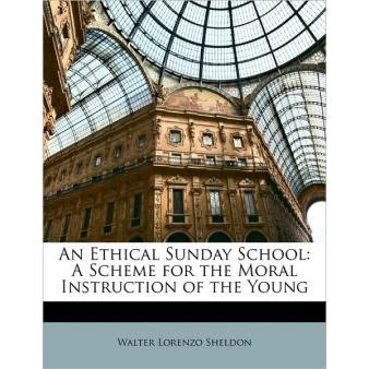 harga An Ethical Sunday School: A Scheme for the Moral Instruction of the Young (Paperback) elevenia.co.id