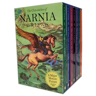 harga Novel - The Chronicles of Narnia: Full-Color Collector's Edition (cover) elevenia.co.id