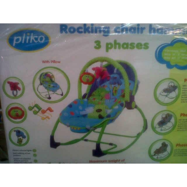 harga Bouncer Pliko elevenia.co.id