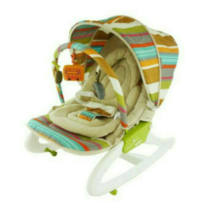 harga BOUNCER ROCKER MAMALOVE UC 40 SUNSHINE elevenia.co.id