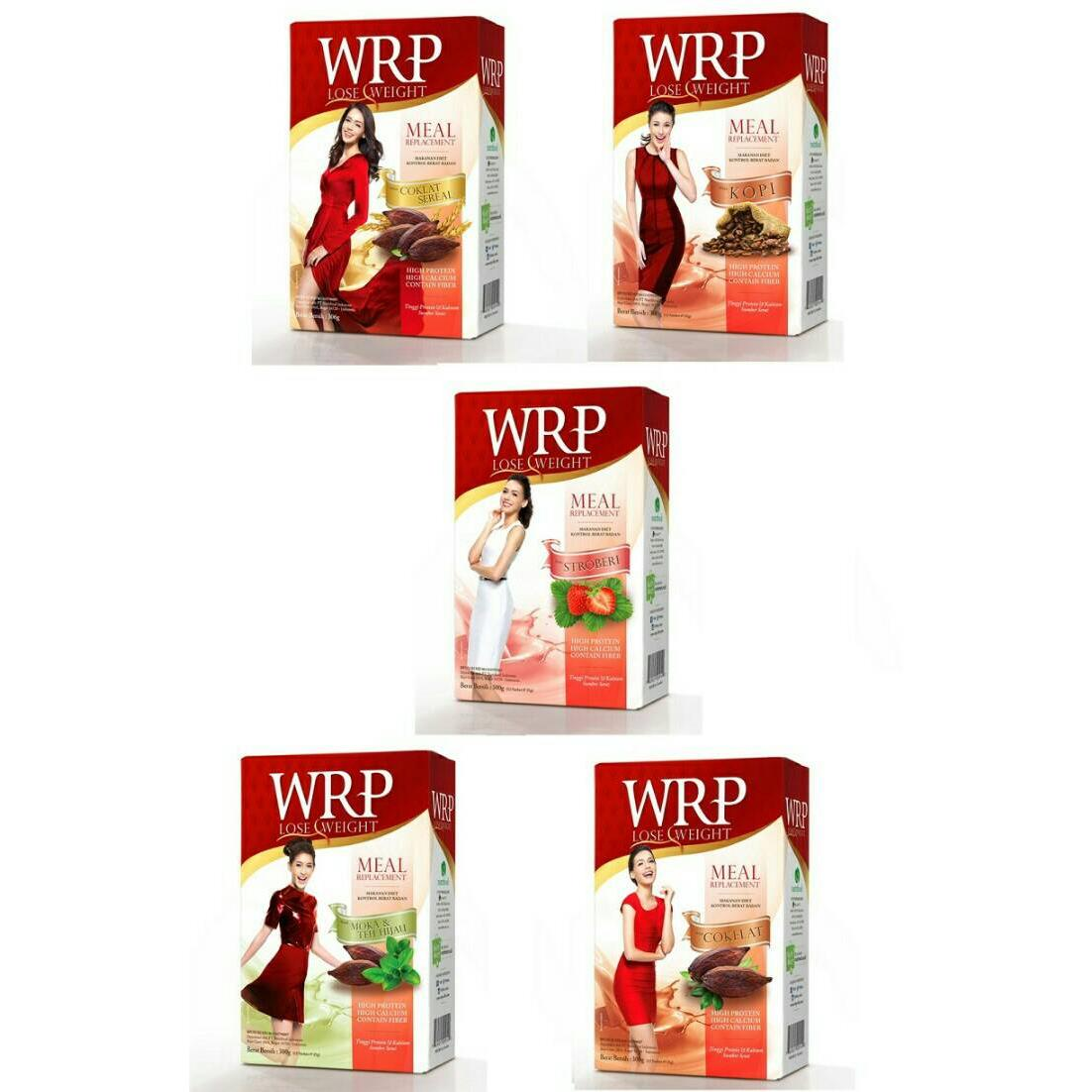 harga WRP Meal ( Diet Sehat ) Replacement elevenia.co.id