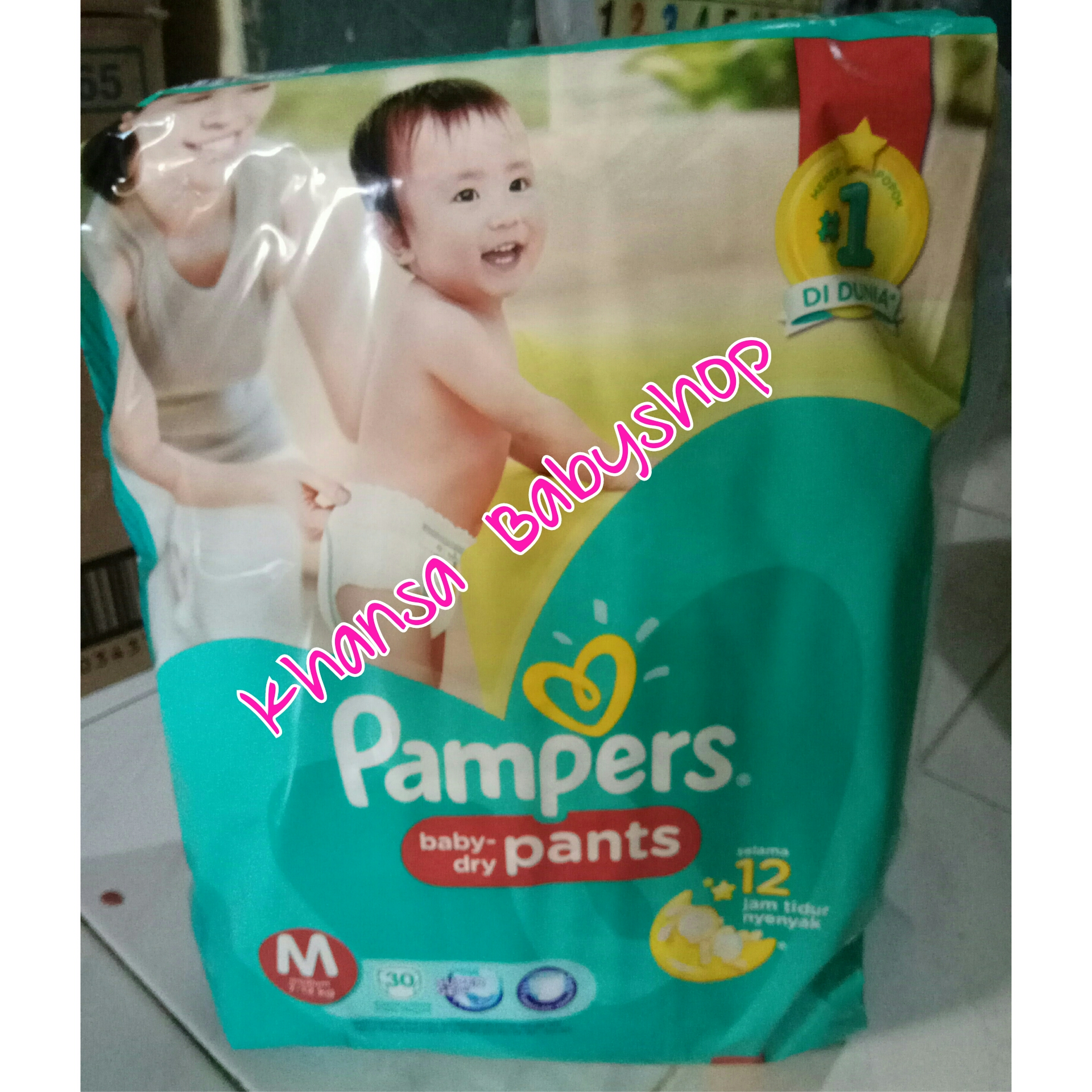 harga Pampers Active Baby Dry Pants M30/L26/Xl22 elevenia.co.id