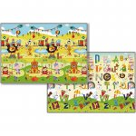 READY Parklon - PE Roll Mat 1cm HAPPY BIRTHDAY