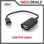 Otg Cable Usb Kabel Otg For Handphone