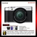 Fujifilm X-A10 Kit 16-50mm Camzone Special Kit