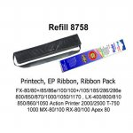 Printech Ribbon pack refill # 8758 for LX 300 / LX 800 (pita printer)