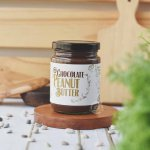 Natural Chocolate Peanut Butter 250 Gr