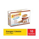 Energen Cokelat Less Sugar