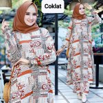 Baju Muslim Set Jumbo XL Mahsiro as
