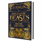 Buku Novel Import Bahasa Inggris. Harry Potter: Fantastic Beasts And Where To Find Them