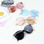 Kacamata Fashion Wanita / Transparent Women Sunglasses jgl038