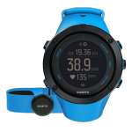 Suunto Ambit3 Peak Sapphire Blue (HR) - GPS Watch For Outdoor Sports
