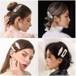 Timmy Queen Korean Fashion Hair Clip 2019 / Jepit Rambut Korea TQ700