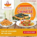 Red Bean - Voucher Value 100.000
