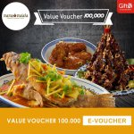 Mama Malaka - Value Voucher 100.000