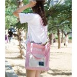 TC32 Korea Color Name Tote Travel Bag / Tas Selempang