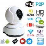 Wifi Smart CCTV Camera Security Baby Wireless Camera ( Best Seller )