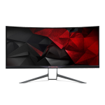 Acer Predator X34 IPS Curved Gaming Monitor (21:9), Ultra Wide QHD 3440x1440 [34 INCH]