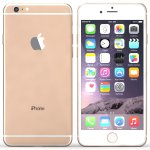 Apple iPhone 6 64GB Gold - Free Tempered Glass