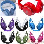 Headphone Handsfree Bluetooth NIA Q8-851S MP3 - Radio FM Player Wireless Stereo with Mic
