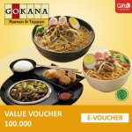 Gokana Value 100.000 Voucher