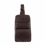 Polo Classic Chest Bag 8600-1-19 Coffee