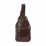 Polo Classic Chest Bag 1303-19 Coffee
