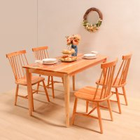 THE OLIVE HOUSE - ADAMSTONE DINING SET 4P (PRE ORDER)