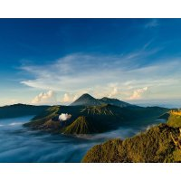 Bromo Midnight Tour Start Malang  (Weekend) min. 1 pax
