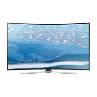 Samsung 40 Inch UHD 4K Curved Smart LED Digital TV UA40KU6300 / 40KU6300 - Free Delivery Jabodetabek