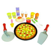 Ocean Toy Pizza Set Mainan Anak OCT2204 - Multicolor