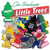 LITTLE TREES AIR FRESHENER / PARFUM MOBIL CEMARA USA
