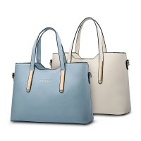 2IN1 PU Leather Handbag - 2 color