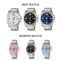 JAM TANGAN CASIO ANALOG 1314 SERIES - WOMEN & MEN WATCH COLLECTION