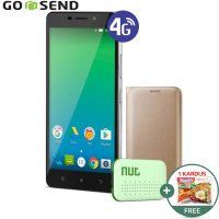 Lenovo A7700 Free Flip Cover and Nut Mini Tracker Special Price
