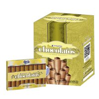 Gery Chocolatos -10g(WCG4) by Garudafood 1box isi 24Pcs