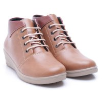 Dr. Kevin Shoes Leather 4006 Tan