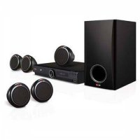 LG Auvi HTS DH3140S Home Theater - Hitam