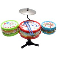 Mainan Mini drum Set
