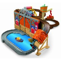 Thomas & Friends Rescue from Misty Island - Take N Play Track Set