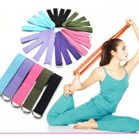 YOGA STRAP / Yoga BELT / Tali Yoga / D ring Yoga Warna