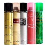 [75ML]PARKLANE Deodorant Body Spray (14 Variant)