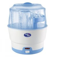 BABY SAFE 6 - BOTTLE EXPRESS STEAM STERILIZER [LB317]