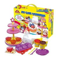 Mainan Anak - My Cake Workshop Dough Playdoh
