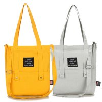 Korea Solid Color Tote Shoulder Bag 4 Colors Tas Selempang Wanita