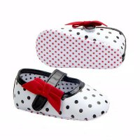 Saneoo Dotty Prewalker Baby Shoes